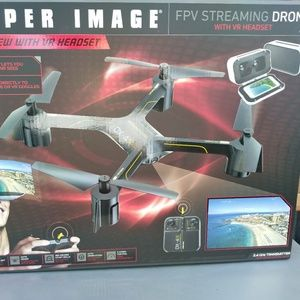 Sharper Image Other Shaper Image Dx4 Hd Streaming Drone Never Used